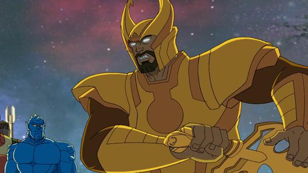 Hulk i agenci M.I.A.Z.G.I. Sezon 1 19