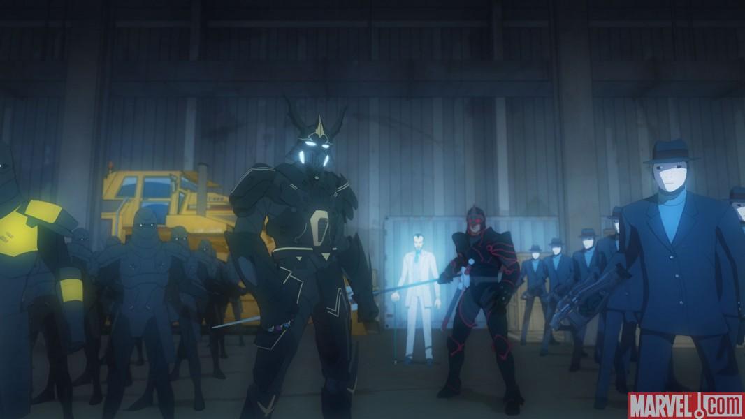Iron Man: Armored Adventures 1 18