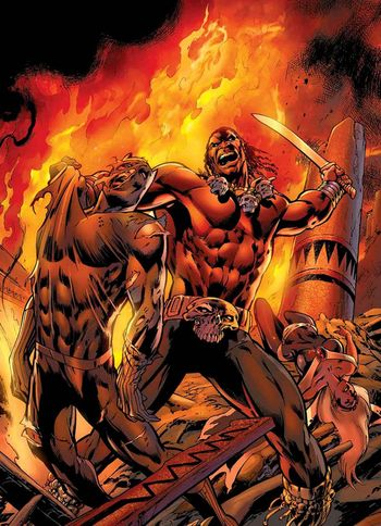 Erik Killmonger (Ziemia-616)