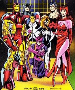Avengers West Coast (Earth-616) by Morgan.jpg