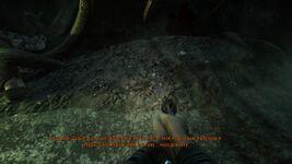 Закопанный калаш