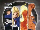 Fantastyczna Czwórka (serial animowany 2006)