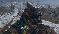 Револьвер от первого лица (винтовка)