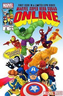 220px-Marvel Super Hero Squad Online - Promotional Comic.jpg