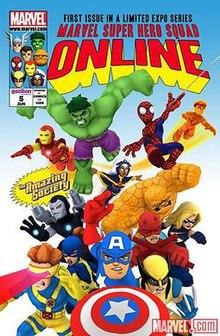 Marvel Super Hero Squad Online