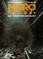Metro 2033 Maske der Dunkelheit