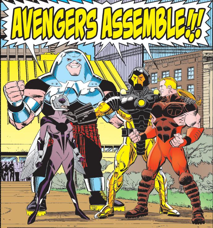 Avengers (Ziemia-982)