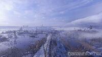 Metro Exodus Game Informer Screenshot