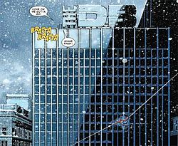 Daily Bugle Building
