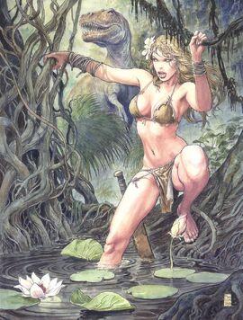 Savage Wolverine Vol 1 2 Milo Manara Variant.JPG