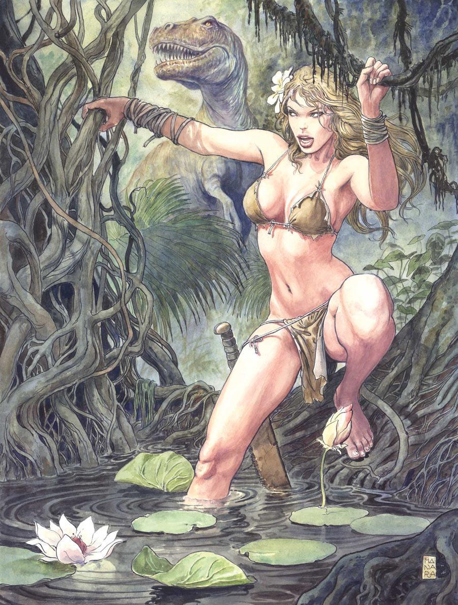 Shanna O'Hara (Ziemia-616)