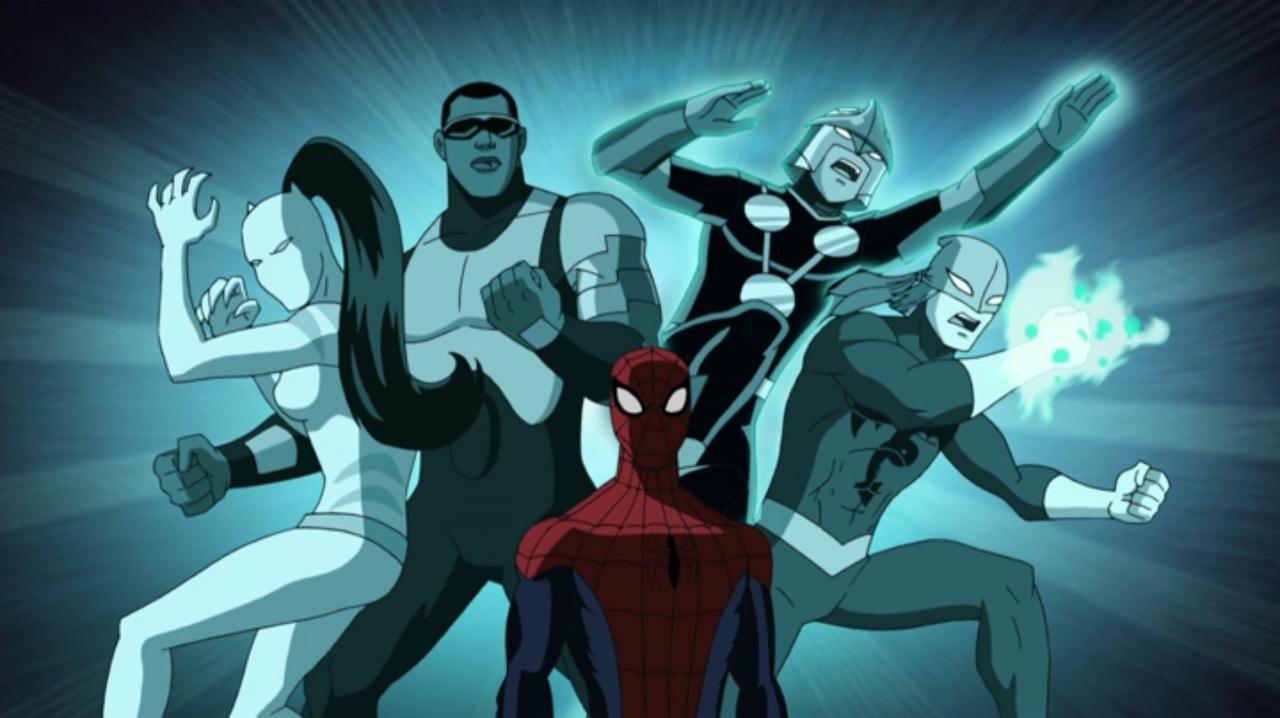 Stażyści S.H.I.E.L.D.