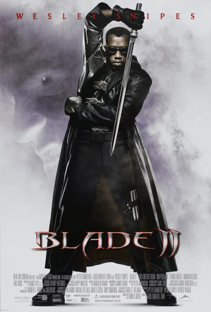 Blade - Wieczny łowca 2 (2002)