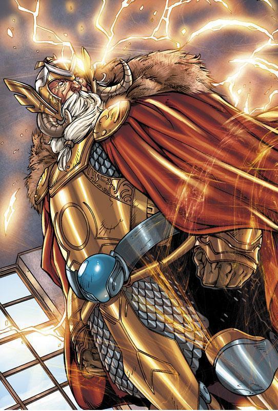 Odin Borson (Ziemia-616)