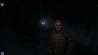 Мельник рассказывает Артёму про Д-6