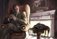 Norman Osborn by Kuroi Tsuki