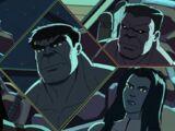 Hulk i agenci M.I.A.Z.G.I. Sezon 1 2