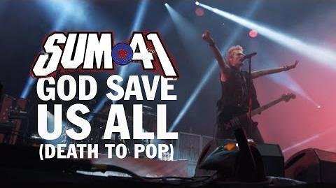 God Save Us All (Death to POP)