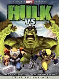 Hulk podwójne starcie