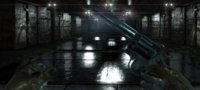 Револьвер (анимация бездействия)