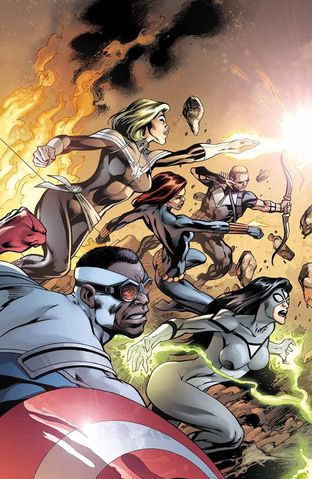 Avengers (Ziemia-616)