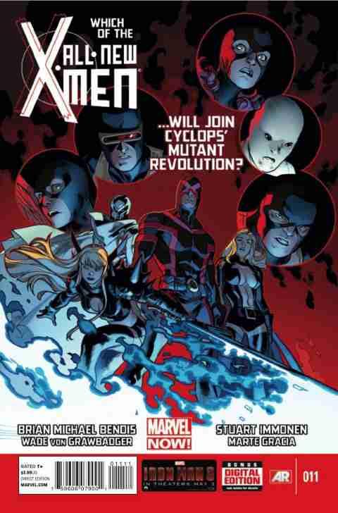 All-New X-Men Zeszyt 11