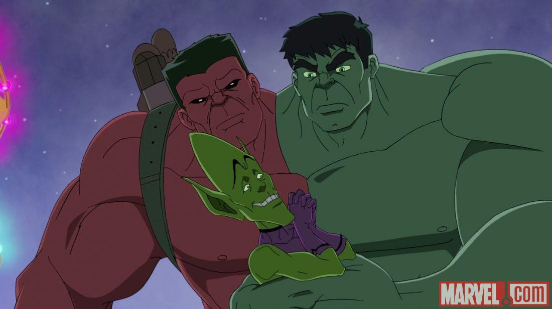 Hulk i agenci M.I.A.Z.G.I. Sezon 1 18