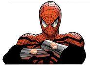 Otto octavius jako spiderman
