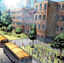 Midtown High School from Spider-Man Season One Vol 1 1.jpg