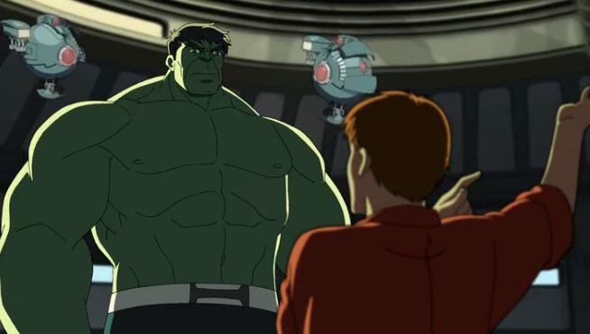 Hulk i agenci M.I.A.Z.G.I. Sezon 1 1