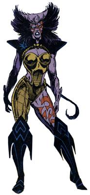 Sharra Neramani (Ziemia-616)
