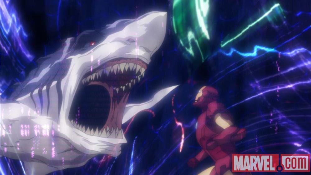 Marvel Anime Sezon 1 6