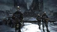 Группа солдатов Рейха в Metro 2033