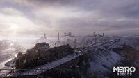 Metro Exodus E3 2018 Screenshot