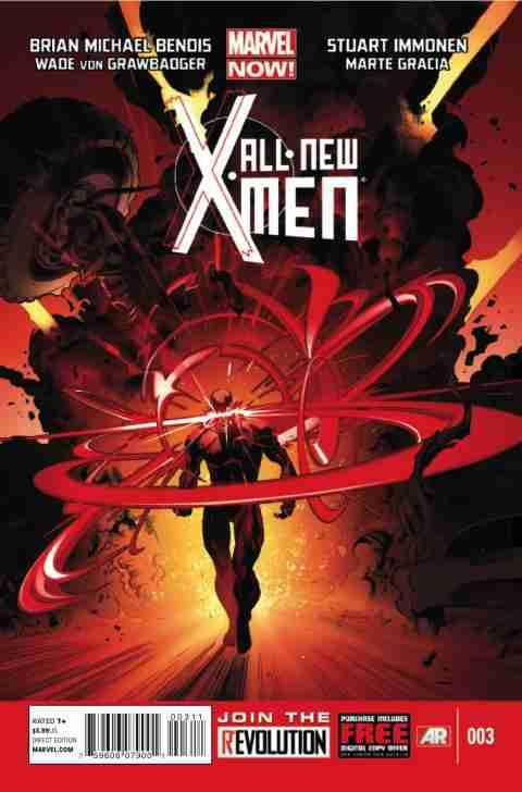 All-New X-Men Zeszyt 3
