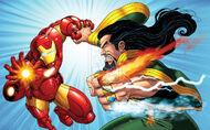 Iron vs Mandaryn