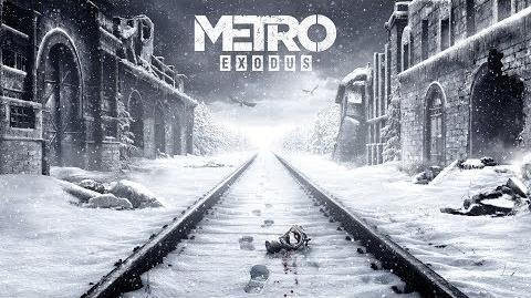 Metro Exodus - E3 2017 Announce Gameplay Trailer