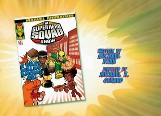 Super Hero Squad Sezon 1 6