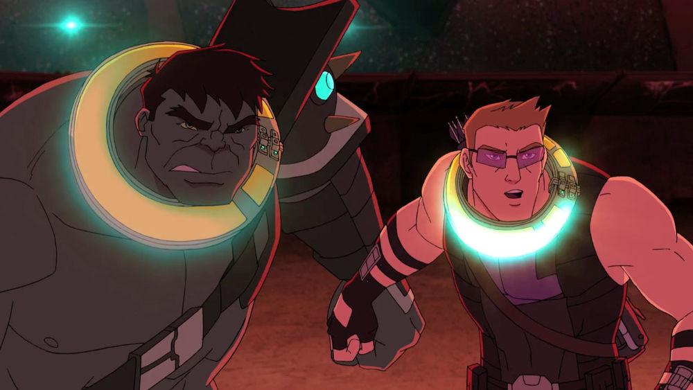 Avengers: Zjednoczeni Sezon 1 18