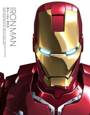 Iron Man Anime (2010)