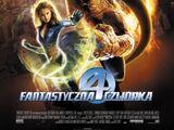 Fantastyczna czwórka (2005)