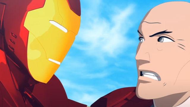 Iron Man: Armored Adventures 2 13