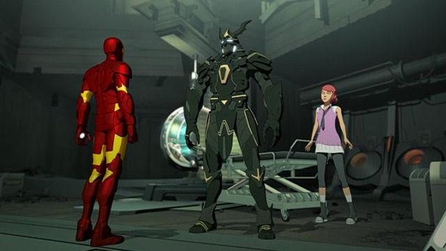 Iron Man: Armored Adventures 2 20