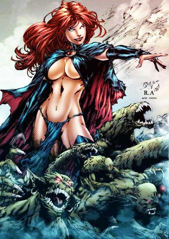Madelyne Pryor (Ziemia-616)
