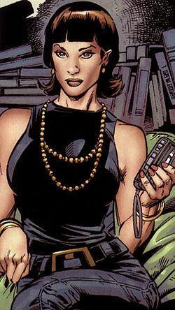 Elizabeth Brant (Ziemia-616)