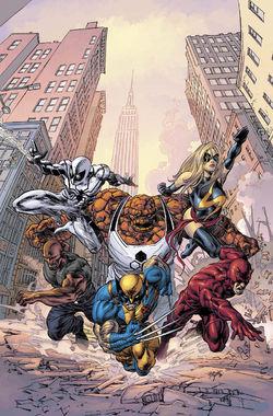 New Avengers (Ziemia-616)
