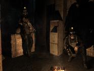 Фашисты на Чёрной в Metro 2033
