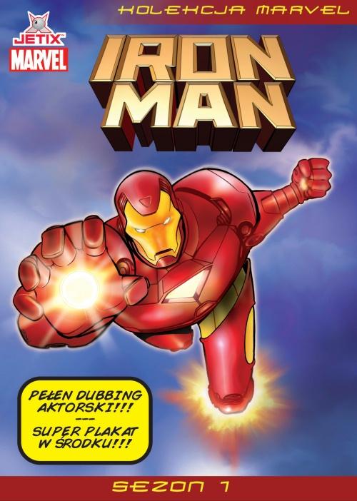 Iron Man: Obrońca Dobra