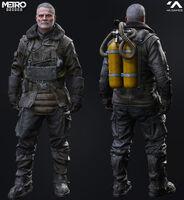 Miller Winter Suit