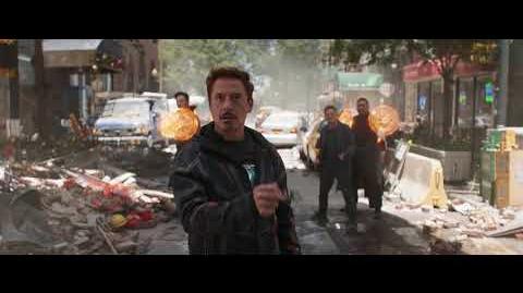 Avengers- wojna bez granic - zwiastun -dubbing-